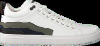 Witte BLACKSTONE Hoge sneaker TG15  - medium