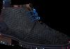 Blauwe FLORIS VAN BOMMEL Nette schoenen 10960  - small
