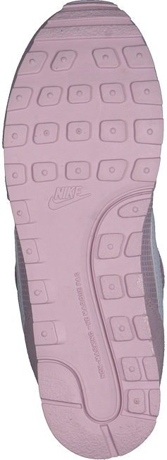 Paarse NIKE Lage sneakers MD RUNNER 2 PE (PS)  - large
