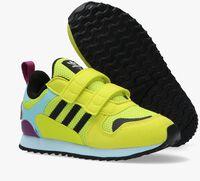 Gele ADIDAS Lage sneakers ZX 700 HD CF I  - medium