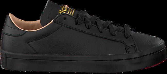 Zwarte ADIDAS Sneakers COURT VANTAGE DAMES  - large