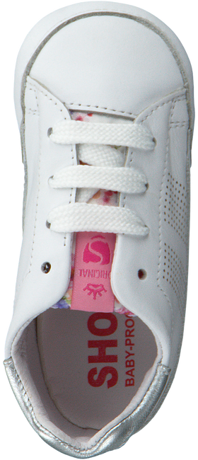 Witte SHOESME Babyschoenen BP20S019  - large
