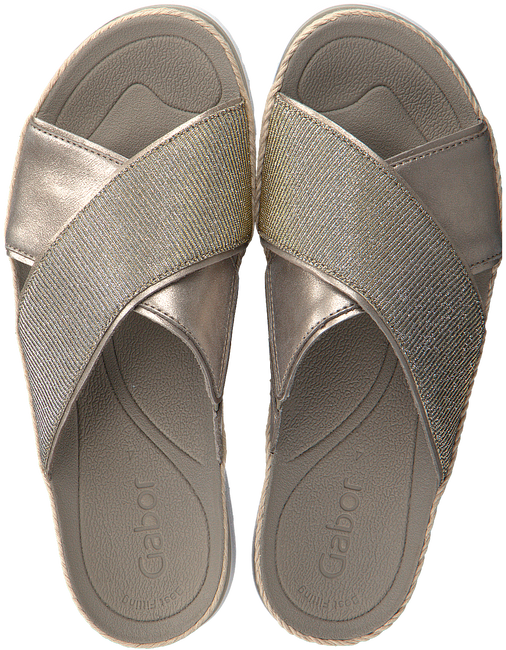 Gouden GABOR Slippers 722.2 - large