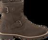 Grijze PANAMA JACK Biker boots FELINA IGLOO B19 - small