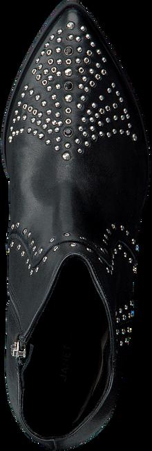 Zwarte JANET & JANET Enkellaarsjes 42308 - large