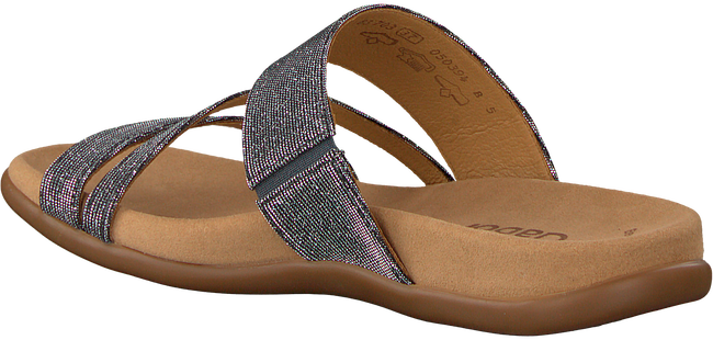 Zilveren GABOR Slippers 703 - large