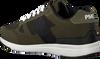 Groene PME Lage sneakers DORNIERER  - small