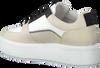 Witte NUBIKK Lage sneakers ELISE BLUSH  - small
