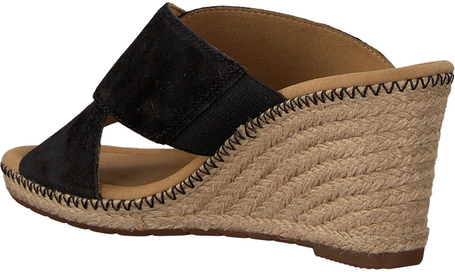 Zwarte GABOR Slippers 829 - large