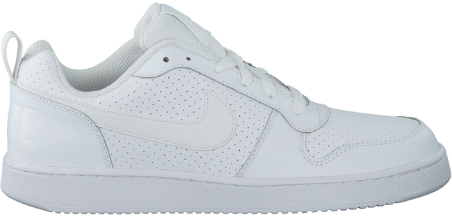 Witte NIKE Sneakers COURT BOROUGH LOW MEN  - large