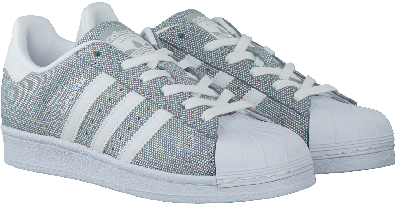 cheaper 1fb45 9d4fd Grijze Sneakers Sneakers Superstar Adidas Superstar Dames Grijze Adidas  wxOxqCpZ