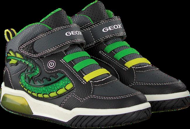 Zwarte GEOX Sneakers J949CE  - large