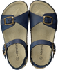 Blauwe DEVELAB Sandalen 48003 - small
