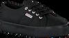 Zwarte SUPERGA Sneakers 2730 COTU - small