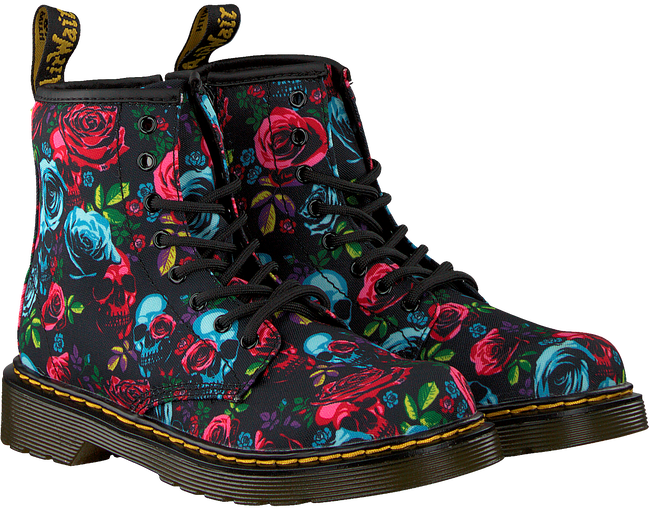 Multi DR MARTENS Veterboots 1460 ROSE J  - large