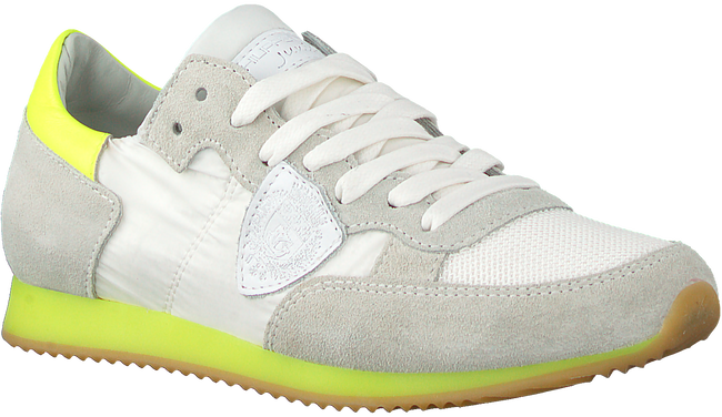 Witte PHILIPPE MODEL Lage sneakers TROPEZ L JUNIOR  - large