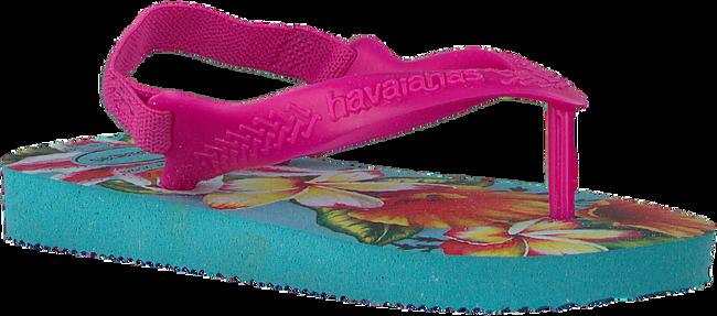 Roze HAVAIANAS Teenslippers BABY CHIC II  - large