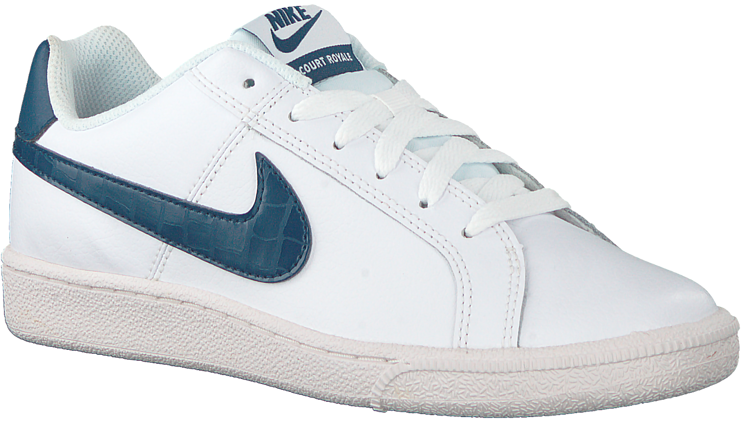 Witte NIKE Sneakers COURT ROYALE WMNS   Omoda
