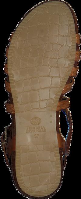 Cognac FRED DE LA BRETONIERE Sandalen 170010064  - large