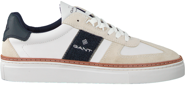 Witte GANT Lage sneakers MC JULIEN  - large
