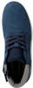 Blauwe TIMBERLAND Enkelboots DAVIS SQUARE 6 KIDS - small