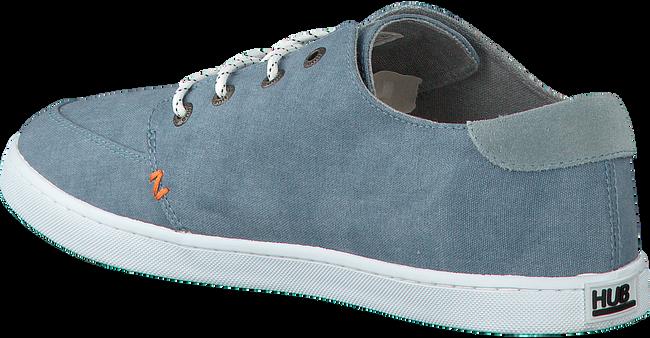 Blauwe HUB Sneakers BOSS - large