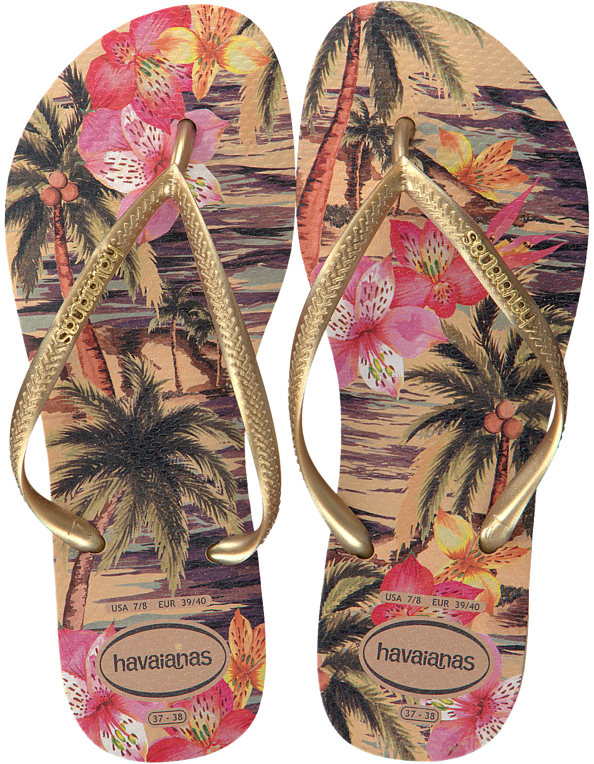 nl Slippers Omoda Havaianas Witte Slim Tropical bgy6f7vY