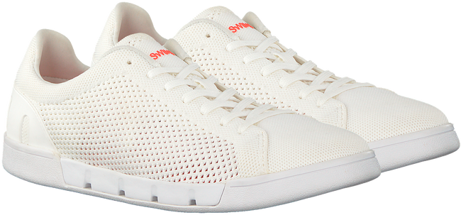 Witte SWIMS Sneakers BREEZE TENNIS KNIT  - large