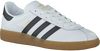 Witte ADIDAS Sneakers MUNCHEN HEREN  - small
