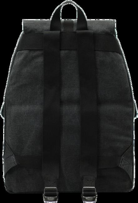 Zwarte HERSCHEL Rugtas COTTON CASUALS DAWSON - large