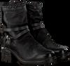 Zwarte A.S.98 Biker boots 261216 203 6002 SOLE NOVA17 - small