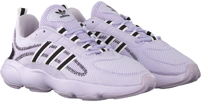 Paarse ADIDAS Lage sneakers HAIWEE C - large