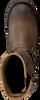 Bruine SENDRA Biker boots 12399  - small
