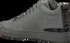 Grijze BLACKSTONE Hoge sneaker SG19  - small