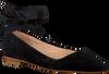 Zwarte FRED DE LA BRETONIERE Ballerina's 140010010  - small