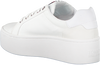 Witte TOMMY HILFIGER Sneakers FLATFORM  - small