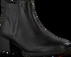 Zwarte GABOR Enkellaarsjes 792 - small