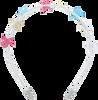 Multi LE BIG Haarband TEYONA HEADBAND  - small