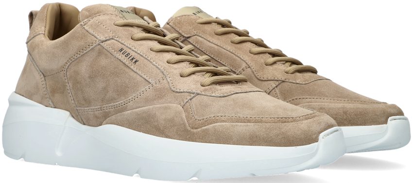 Taupe NUBIKK Lage sneakers ROQUE ROAD WAVE  - larger