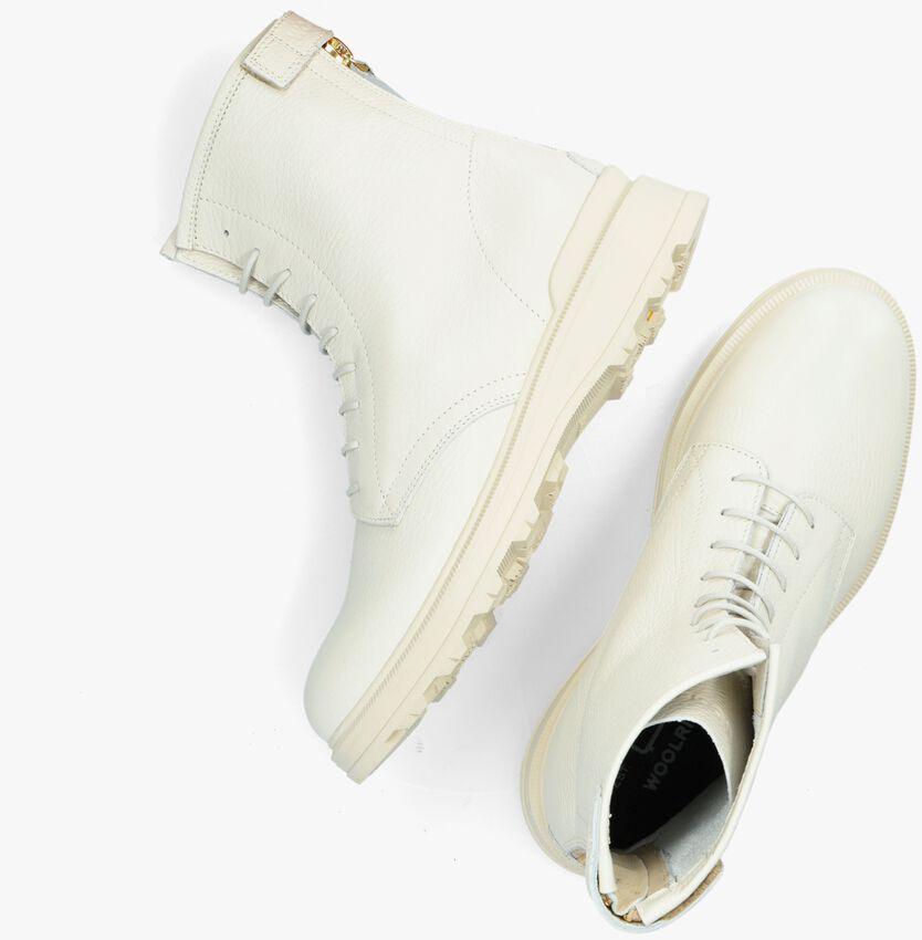 Beige WOOLRICH Hoge sneaker CITY BOOT  - larger