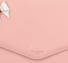 Roze TED BAKER Clutch ESTHER  - small