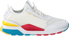 Witte PUMA Sneakers RS-0 PLAY HEREN - small