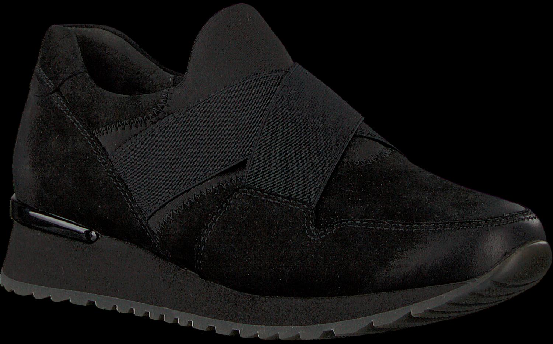 5c45423acd1 Zwarte GABOR Sneakers 377 - Omoda.nl
