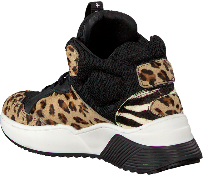 Beige CLIC! Sneakers 9851  - large