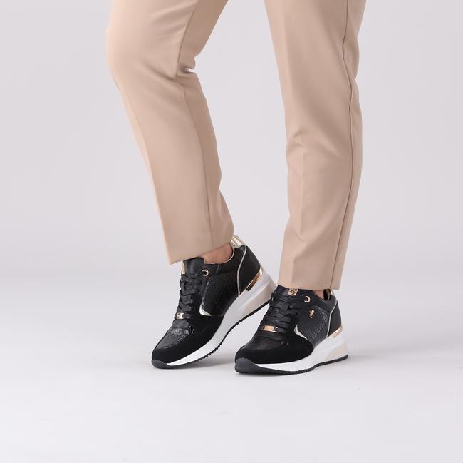 Zwarte MEXX Lage sneakers GENA  - large