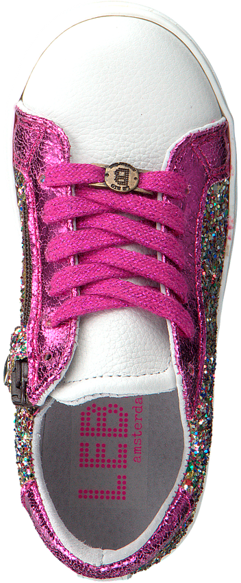 Witte LE BIG Sneakers NUMI SNEAKER - larger