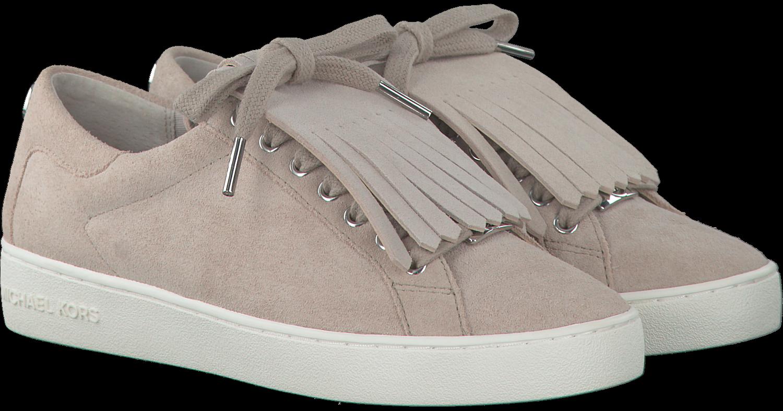Beige MICHAEL KORS Sneakers KEATON KILTIE SNEAKER Omoda.nl