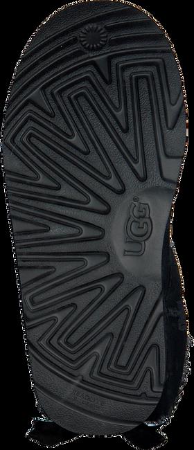Zwarte UGG Enkelboots MINI BAILEY BOW II KIDS - large