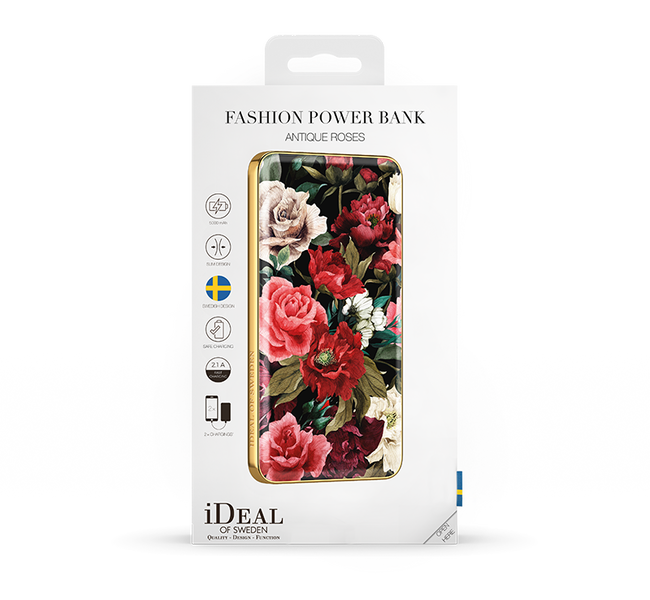 Roze IDEAL OF SWEDEN Powerbank FASHION POWER BANK  - large