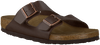 Bruine BIRKENSTOCK PAPILLIO Slippers ARIZONA HEREN  - small